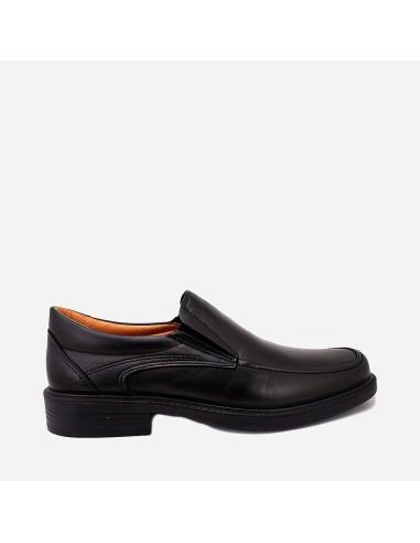 Zapato Piel Hombre Para Trabajo,...