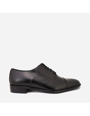 Zapato Hombre Piel Cordones Donatelli...