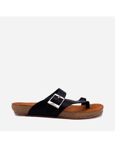 Sandalia de Mujer Plana Ibiza 013 Yokono