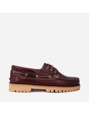 Zapato Nautico C252