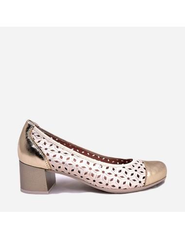 Zapato de Mujer Salón Con Tacón...