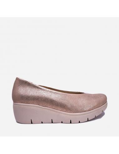 Zapato Mujer Salón Cuña 04605