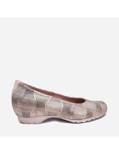 Zapato Mujer Piel Cómodo Pitillos 3002