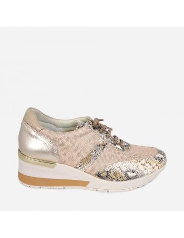 Zapato Deportivo Mujer Cordones 112...
