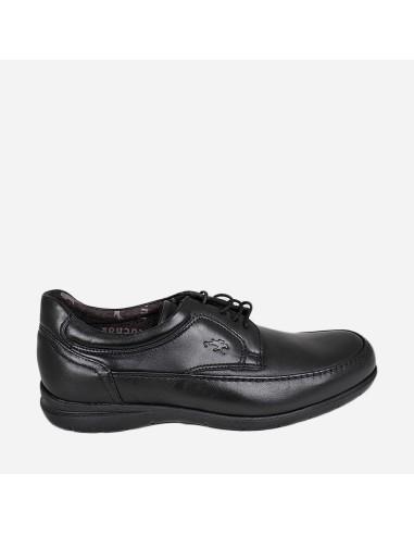 Zapato Hombre Cordones Cómodo Fluchos...