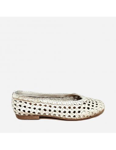 Zapato Plano Bailarina Mujer  Mouse &...