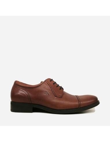 Zapato Cordones Fluchos 8412