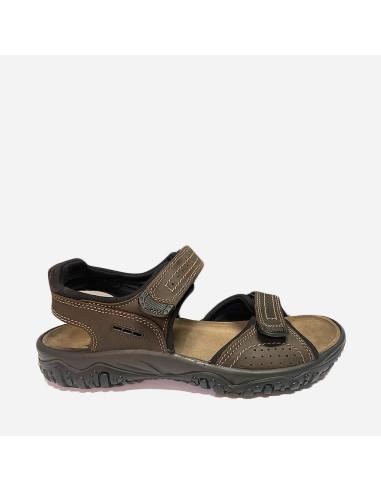 Sandalia Hombre Velcro 503740 Zankos...