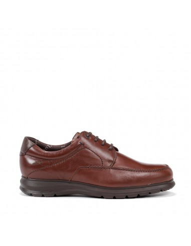 Zapato de Hombre Piel con Cordones...