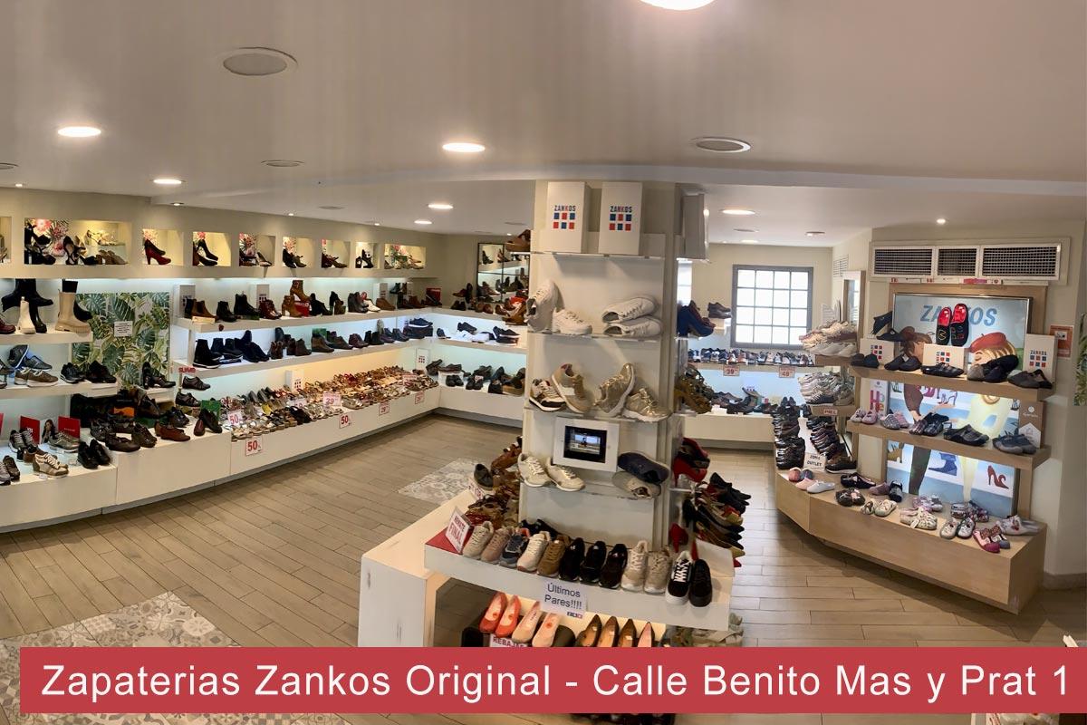 Zapaterías Zankos Original Calle Benito